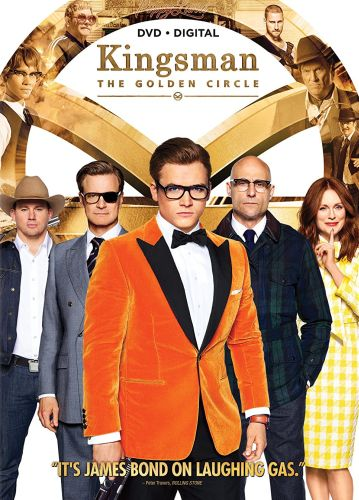 Kingsman: The Golen Circle