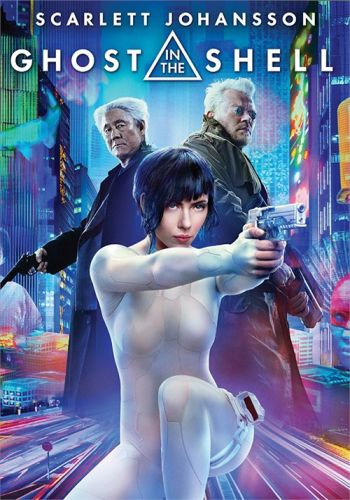 Ghost In The Shell (Live Action)