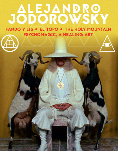 Alejandro Jodorowsky Collection Limited Edition
