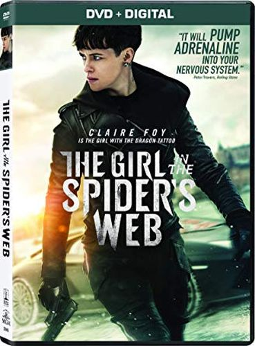 Girl In The Spider's Web: New Dragon Tattoo Story