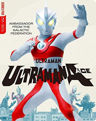 Ultraman Series 5: Ultraman Ace Complete Series