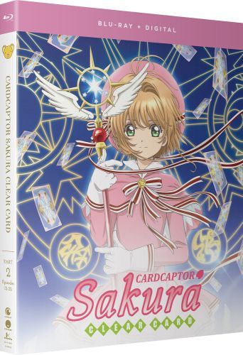 Cardcaptor Sakura Clear Card: Part 2