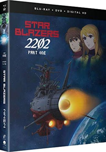 Star Blazers: Space Battleship Yamato 2202 - Part 1
