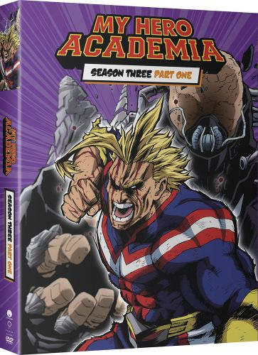 My Hero Academia: Season 3 Part 1