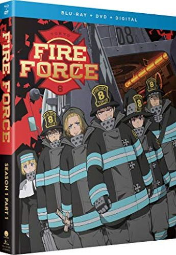 Fire Force: Season 1: Part 1