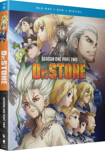 Dr.Stone: Season 1 Part 2