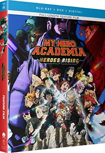 My Hero Academia: Heroes Rising: Feature Film