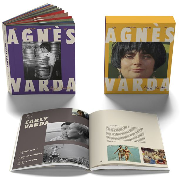 Complete Films Of Agnes Vara