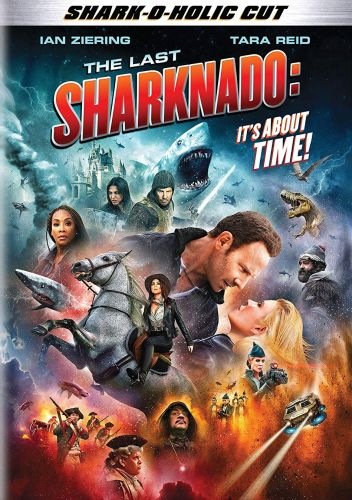 Last Sharknado: It's About Time