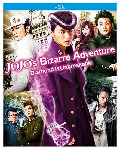 Jojo's Bizarre Adventure: Diamond Is Unbreakable: Chapter 1 (Live Action)