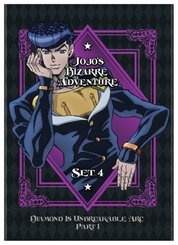 Jojo's Bizarre Adventure: Set 4: Diamond Is Part 1