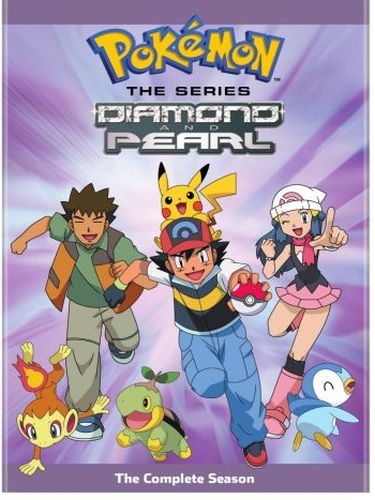 Pokemon: Diamond & Pearl: Complete Season