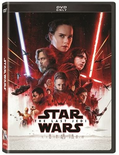 Star Wars Episode 08: The Last Jedi