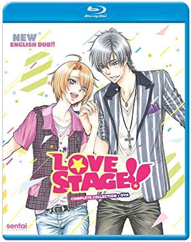 Love Stage With English Dub