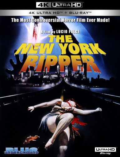 New York Ripper: 4K UHD
