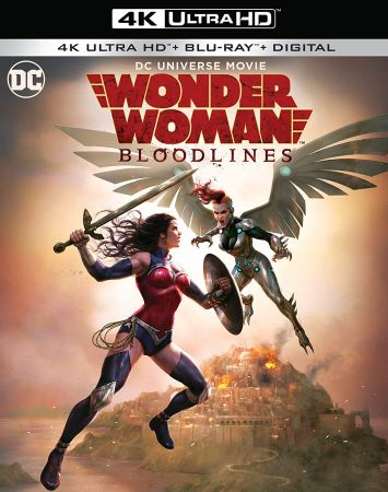 DCU: Wonder Woman: Bloodlines
