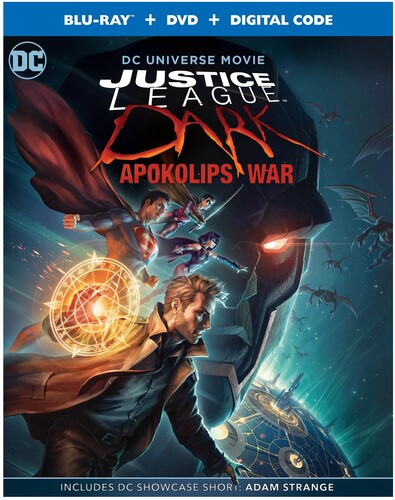 Justice League Dark:Apokolips