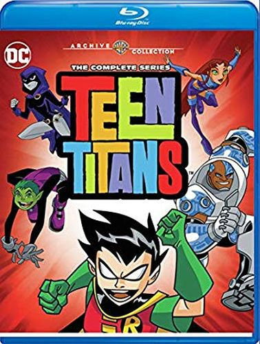 Teen Titans: Complete Series