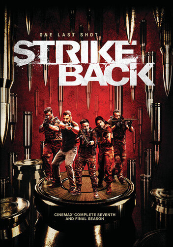 Strike Back: Cinemax